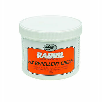Radiol Fly Repellent Cream - 400 GM