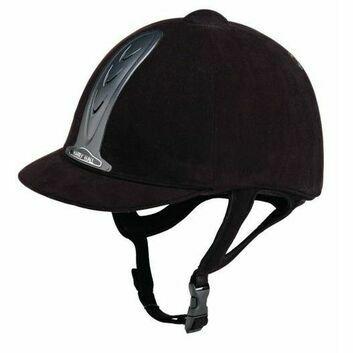 Harry Hall Riding Hat Legend PAS015 Adult Black