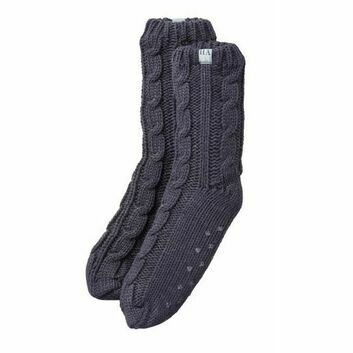Harry Hall AW17 Socks Lounge Navy - Size 3-8 (36-42)