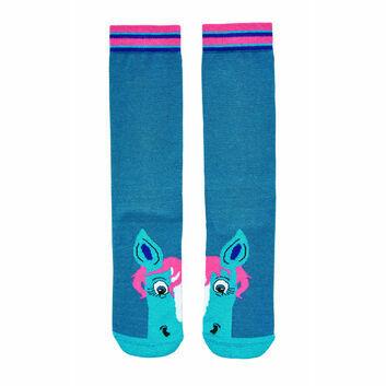 Harry Hall Socks Novelty Horse/Fox x 2 Pack - SIZE 3-8 (36-42)