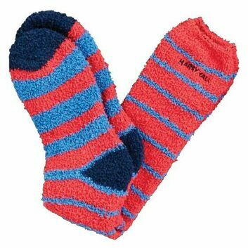 Harry Hall Socks Soft Touch Red - SIZE 3-8 (36-42)