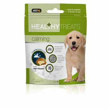 VetIQ Healthy Treats Calming for Dogs & Puppies - 50 GM