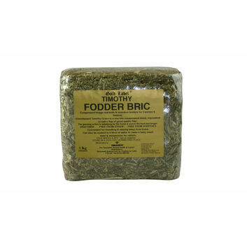 Gold Label Timothy Fodder Bric - 1 KG