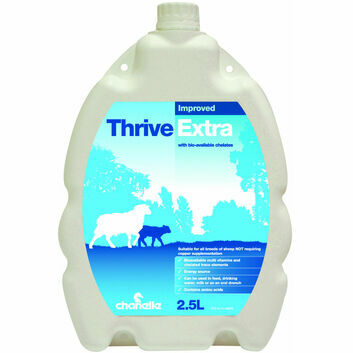 Thrive Extra - 2.5 Litre