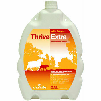 Thrive Extra + Copper - 2.5 Litre