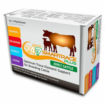 Agrimin 24-7 Smartrace Plus for Adult Cattle - 10 PACK