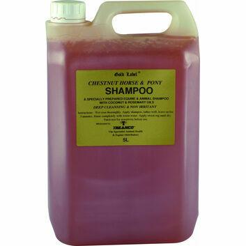 Gold Label Stock Shampoo Chestnut