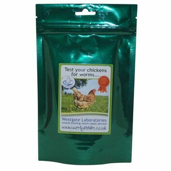 Westgate Laboratories Worm Count Kit for Chickens
