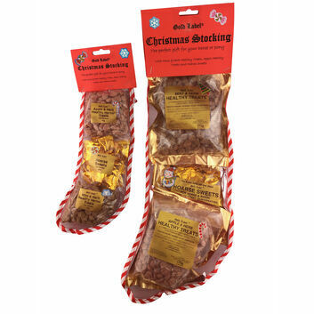 Gold Label Christmas Stocking Equine Large - 3 X 175 GM