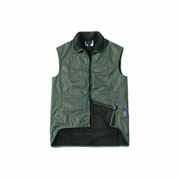Seals Sealflex Sleeveless Vest Green