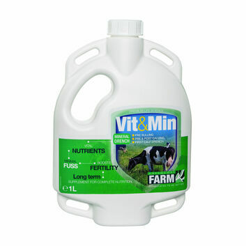 Greencoat Farm Vit&Min Cow