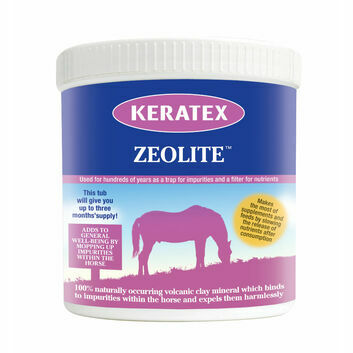 Keratex Zeolite - 900 GM