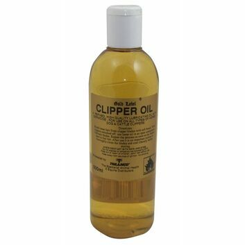 Gold Label Clipper Oil Aerosol
