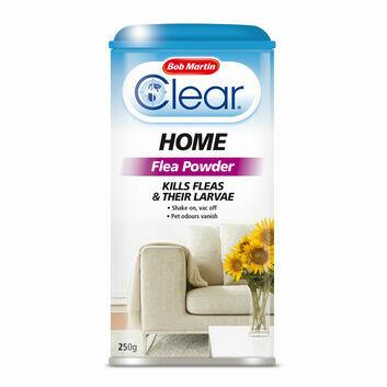 Bob Martin Clear Home Flea Powder - 250 GM