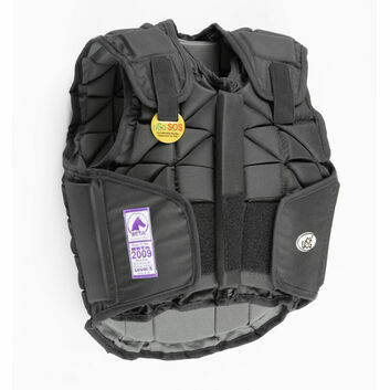 USG Body Protector Flexi Motion Adult Black