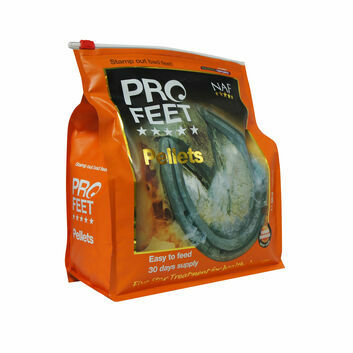 NAF Five Star Pro Feet Pellets - 3 KG