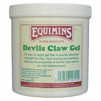 Equimins Devils Claw Gel