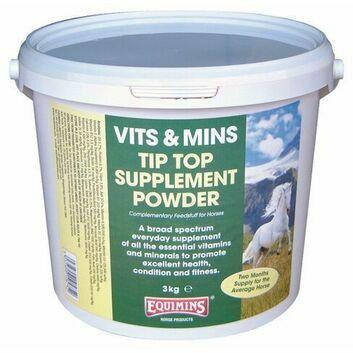 Equimins Tip Top Supplement Powder