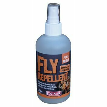 Equimins Fly Repellent Quiet Spray
