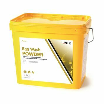 Egg Wash Powder Low Foam - 10 KG