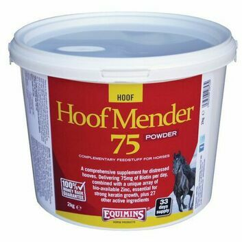 Equimins Hoof Mender 75 Powder