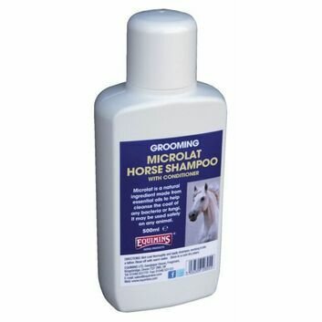 Equimins Microlat Horse Shampoo
