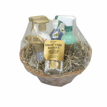 Gold Label The Show Time Horse Grooming Gift Basket