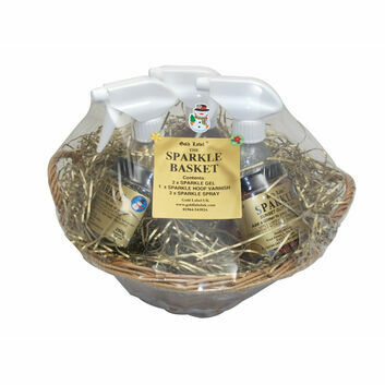 Gold Label The Sparkle Horse Grooming Gift Basket