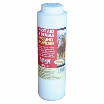 Equimins Wound Powder - 125 GM PUFFER BOTTLE