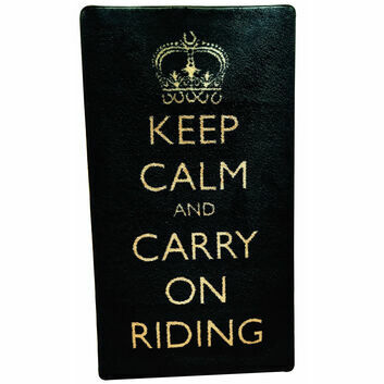 Pet Rebellion Equine Rug Keep Calm & Carry On Riding
