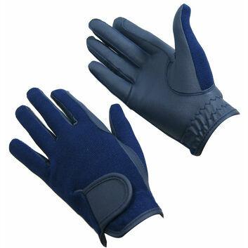 Bitz Synthetic Gloves Child Navy