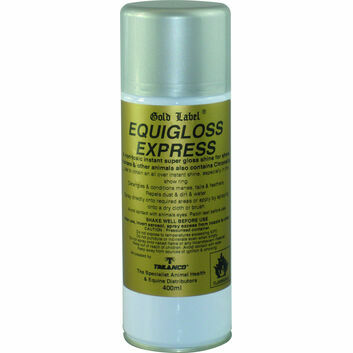 Gold Label Equigloss Express - 400 ML