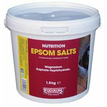 Equimins Epsom Salts - 1.5 KG TUB