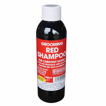 Equimins Red Shampoo for Chestnuts