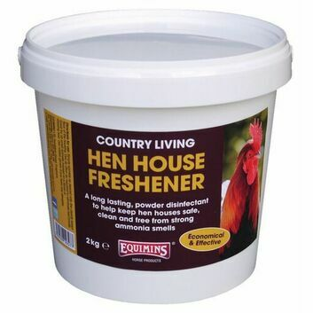 Equimins Country Living Hen House Freshener - 2 KG
