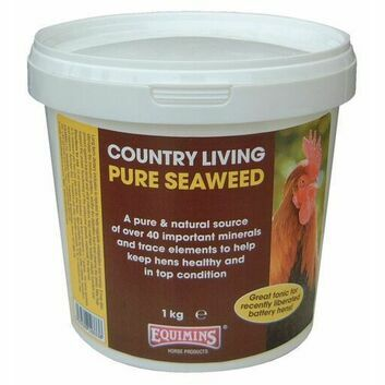 Equimins Country Living Pure Seaweed - 1 KG