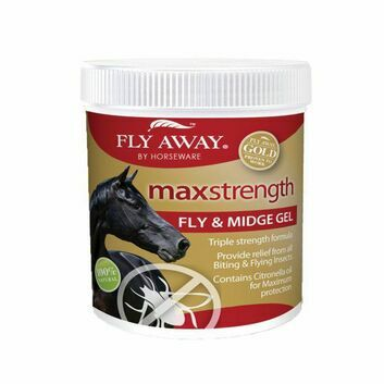 Fly Away Max Strength Fly & Midge Gel - 500 ML