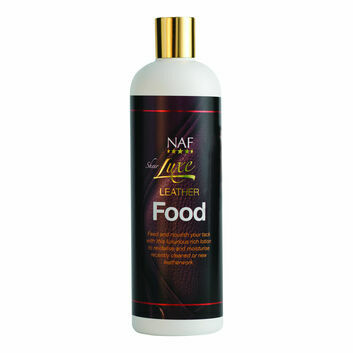 NAF Sheer Luxe Leather Food - 500 ML