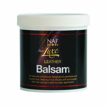 NAF Sheer Luxe Leather Balsam - 400 GM