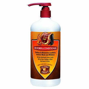 Absorbine Leather Therapy Restorer & Conditioner - 473 ML