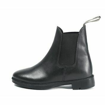 Brogini Pavia Piccino Jodhpur Boots Child Black