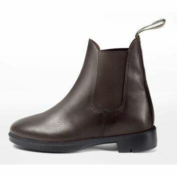 Brogini Pavia Piccino Jodhpur Boots Child Brown