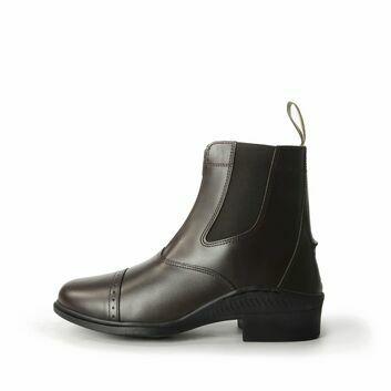 Brogini Tivoli Zipped Boots Adult Brown