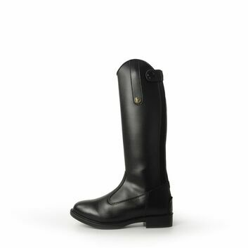 Brogini Modena Piccino Synthetic Long Boots Child Black