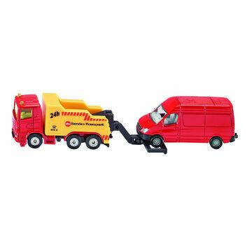 Siku Breakdown Truck with Van