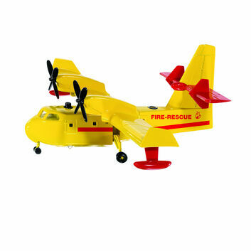 Siku Fire Fighting Plane 1:87