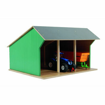 Kidsglobe Wooden Farm Shed 1:32 2018