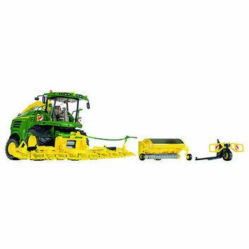 Wiking John Deere 8500i Forage Harvester 1:32