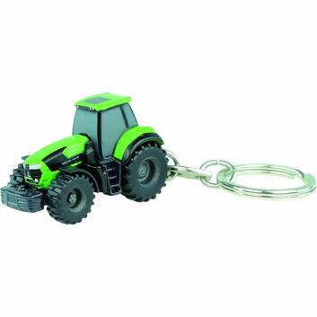 Deutz Fahr 9340 TTV 1:128 Tractor Keyring