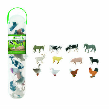 CollectA Farm Animals -12 Piece Set
